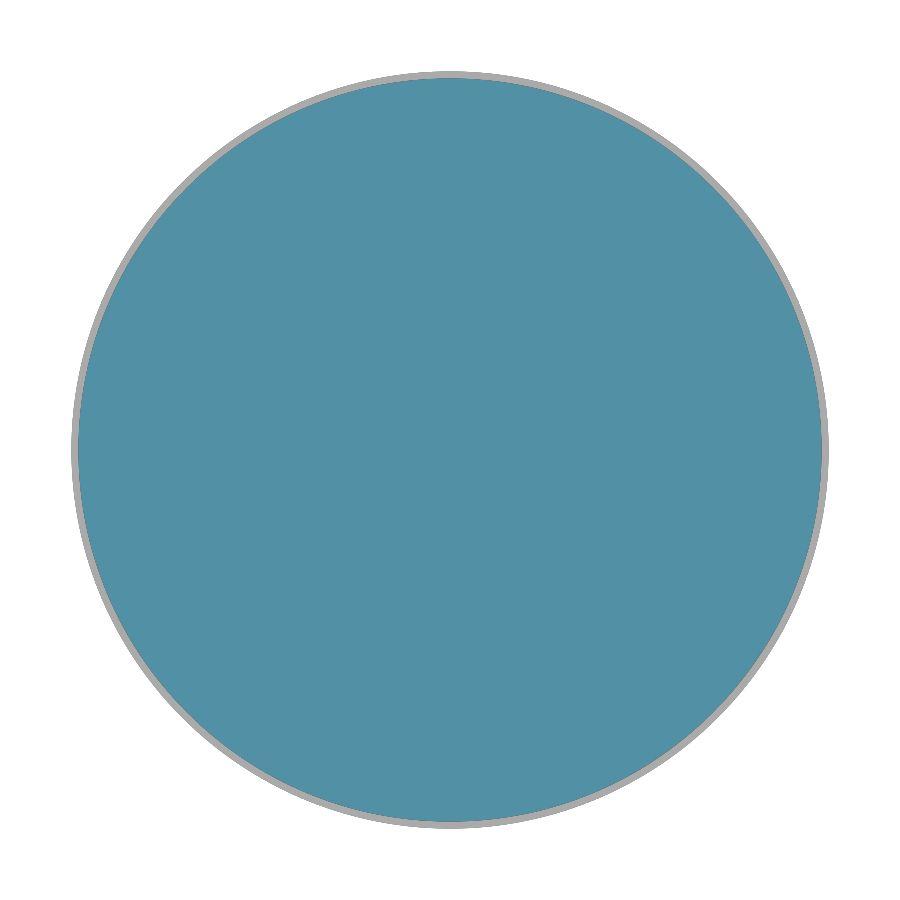 Turquoise satiné